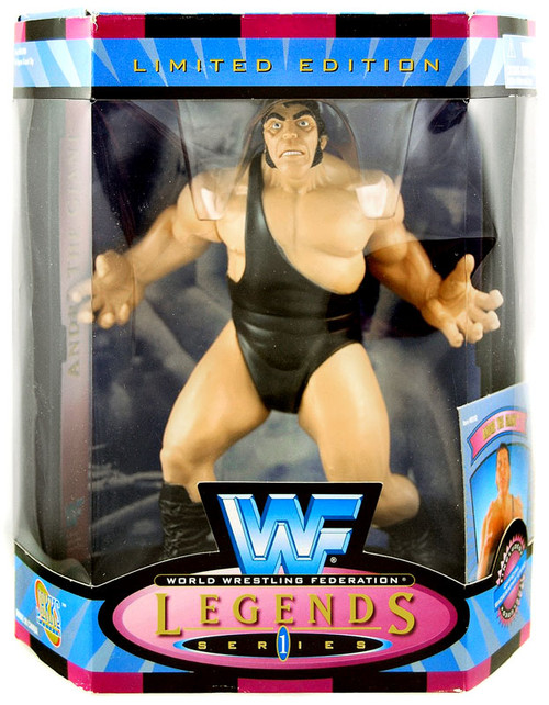 WWE Wrestling WWF Legends Series 1 Andre the Giant Action Figure