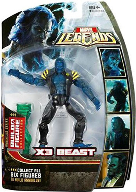 Marvel Legends Series 16 Annihilus X3 Beast Action Figure [X-Men 3 Movie]