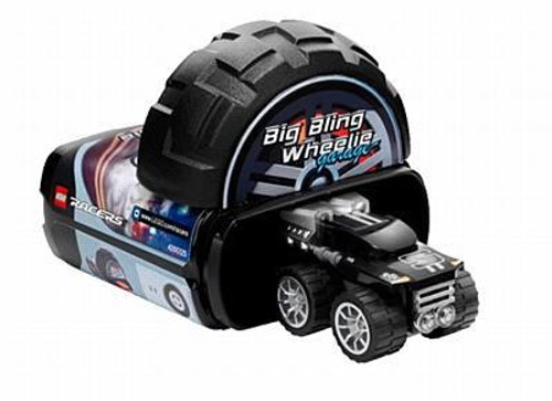 LEGO Racers Tiny Turbos Big Bling Wheelie Set #8658