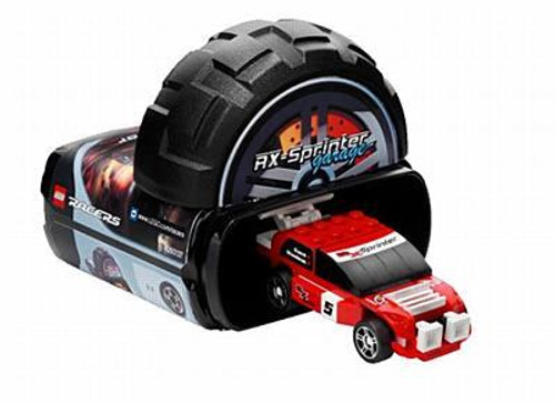 LEGO Racers Tiny Turbos RX-Sprinter Set #8655