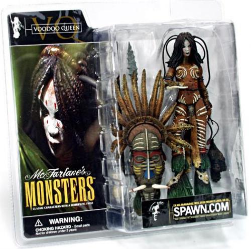 McFarlane Toys McFarlane's Monsters Series 1 Voodoo Queen Action Figure [Clean Package]