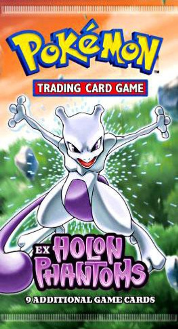 Pokemon EX Holon Phantoms Booster Pack [Sealed]