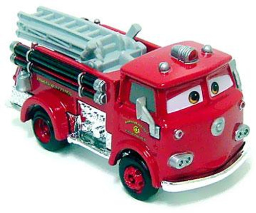 Disney Cars Loose Red the Firetruck Diecast Car [Loose]