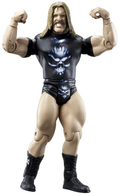 WWE Wrestling Ruthless Aggression Series 23 Triple H Action Figure