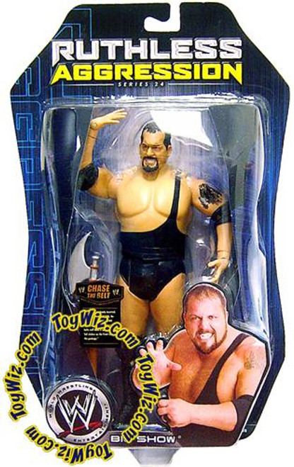WWE Wrestling Ruthless Aggression Series 24 Big Show Action Figure