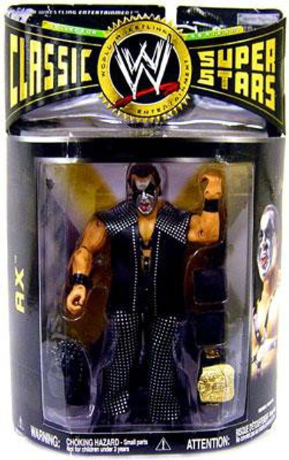 WWE Wrestling Classic Superstars Series 14 Demolition Ax Action Figure