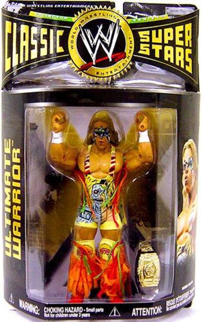 WWE Wrestling Classic Superstars Series 14 Ultimate Warrior Action Figure