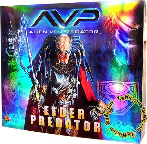 Alien vs Predator Movie Masterpiece Elder Predator 1/6 Collectible Figure