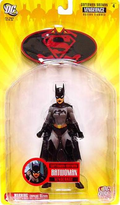 DC Batgirl Superman Batman Series 4 Vengeance Batwoman Action Figure