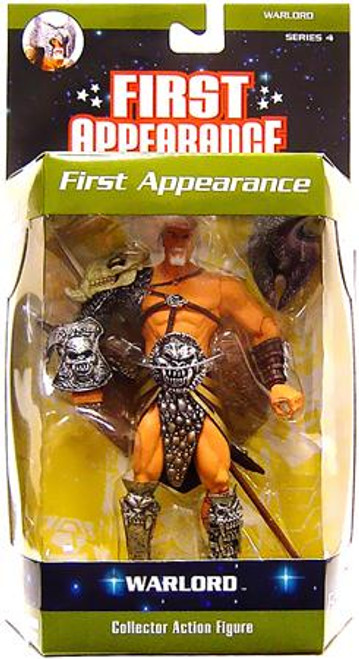 DC First Appearance Series 4 Warlord Action Figure