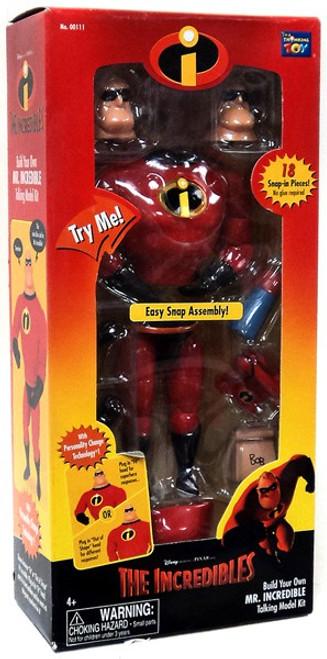 Disney / Pixar The Incredibles Mr. Incredible Model Kit