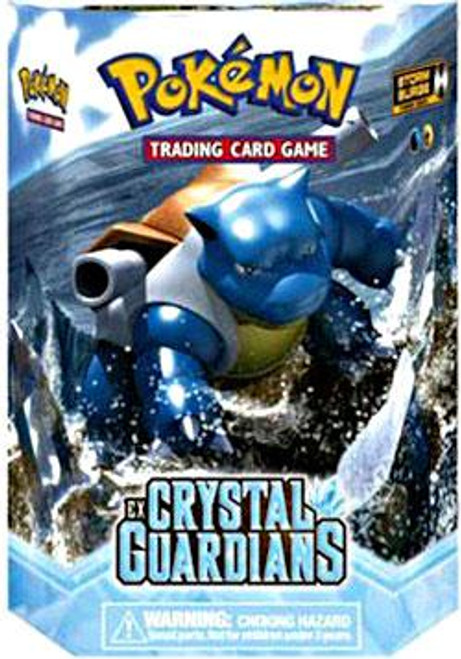 Pokemon EX Crystal Guardians Storm Surge Theme Deck [Sealed Deck]