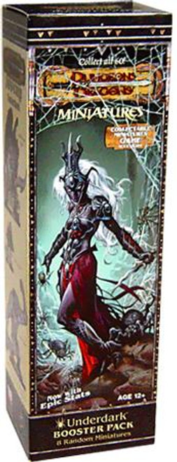 Dungeons & Dragons Trading Miniatures Game Underdark Booster Pack