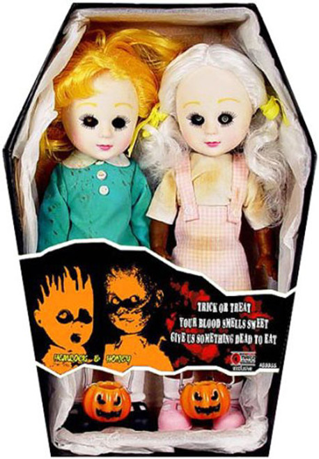 Living Dead Dolls Halloween Hemlock & Honey Exclusive Doll 2-Pack