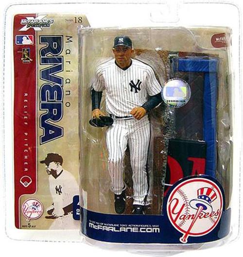 McFarlane Toys MLB New York Yankees Sports Picks Series 18 Mariano Rivera Action Figure
