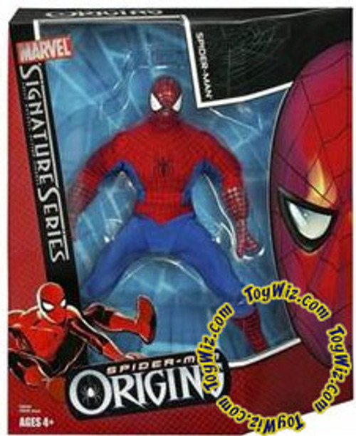 Spider-Man Origins Signature Series 1 Spider-Man Action Figure