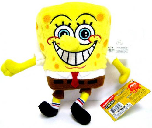 Spongebob Squarepants Spongebob 5-Inch Plush Figure