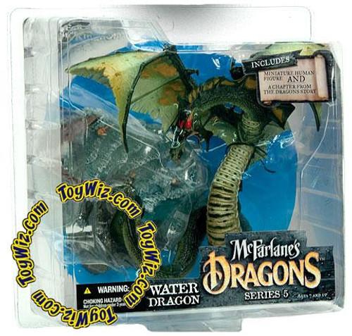 McFarlane Toys McFarlane's Dragons Series 5 Water Dragon Clan 5 Action Figure