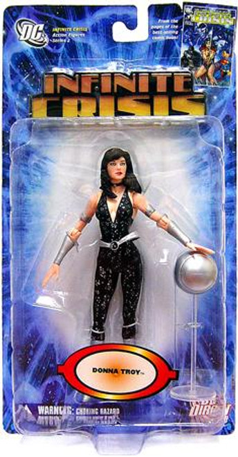 DC Infinite Crisis Series 2 Donna Troy Action Figure