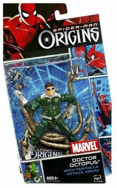 Spider-Man Origins Villains Series 1 Doc Ock Action Figure