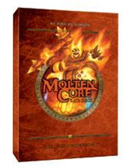 World of Warcraft Trading Card Game Molten Core Raid Deck