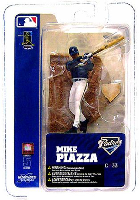 McFarlane Toys MLB San Diego Padres Sports Picks 3 Inch Mini Series 5 Mike Piazza Mini Figure