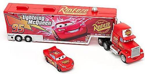 Disney Cars Playsets Mack Truck Plastic Car Playset