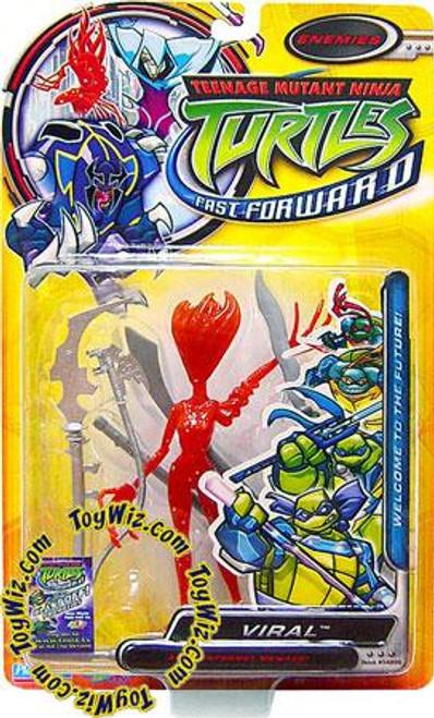 Teenage Mutant Ninja Turtles 2003 Fast Forward Viral Action Figure