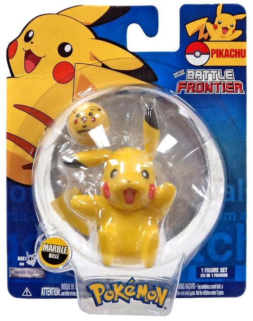 Pokemon Battle Frontier Series 2 Pikachu Figure [Version 1]