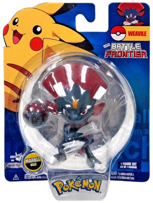 Pokemon Battle Frontier Series 2 Weavile Figure