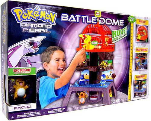 Pokemon Diamond & Pearl Battle Dome Playset