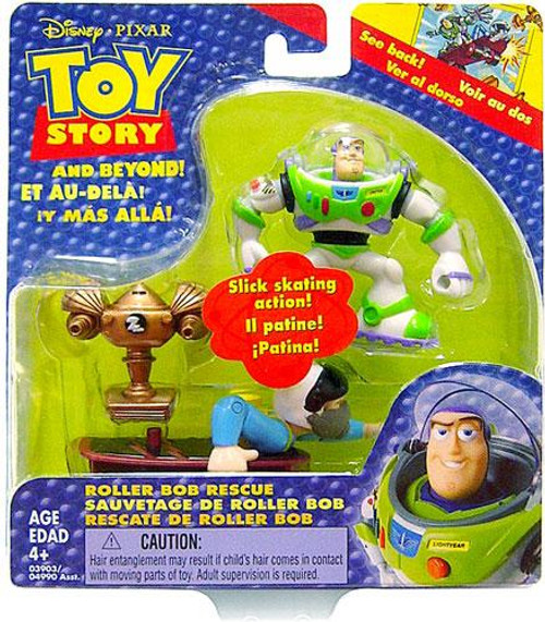 Toy Story and Beyond Roller Bob Rescue Mini Figure Set