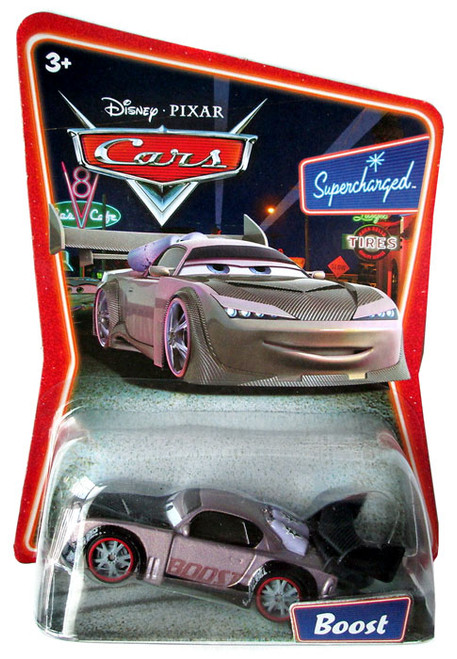 Disney Cars Supercharged Boost Diecast Car