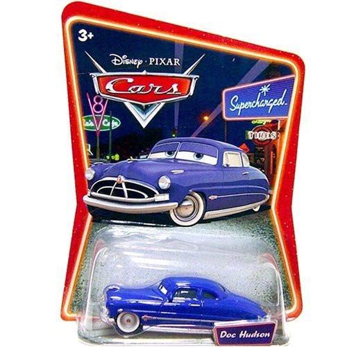 Disney Cars Supercharged Doc Hudson Diecast Car