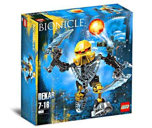LEGO Bionicle Dekar Set #8930