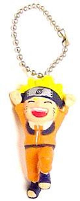Chibi Micro PVC Naruto Uzumaki 1-Inch Keychain
