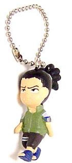 Naruto Chibi Micro PVC Shikamaru 1-Inch Keychain