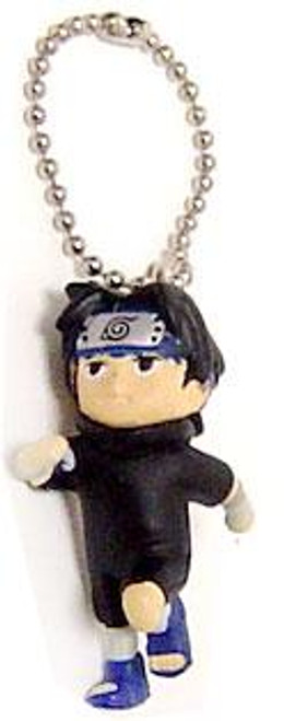 Naruto Chibi Micro PVC Sasuke 1-Inch Keychain