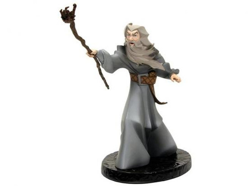 The Lord of the Rings Animated Style Gandalf The Grey Maquette