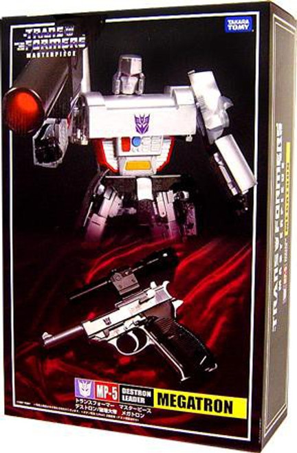 Transformers Japanese Masterpiece Collection Megatron Action Figure MP-05