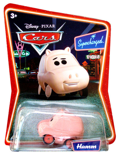 Disney Cars Supercharged Hamm Diecast Car