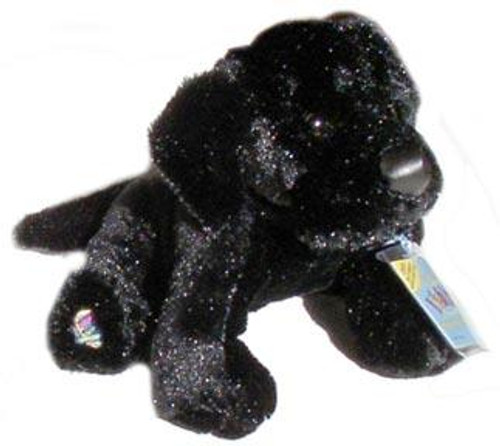 Webkinz Black Lab Plush