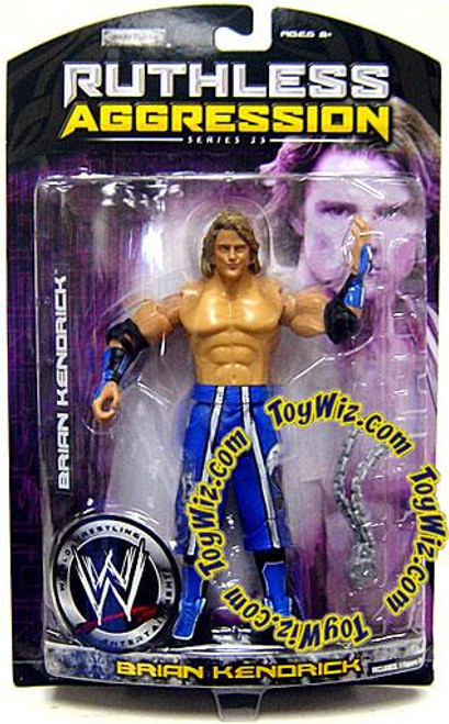 WWE Wrestling Ruthless Aggression Series 25 Brian Kendrick Action Figure