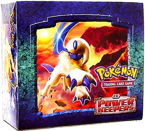 Pokemon EX Power Keepers Booster Box [36 Packs] [Sealed]