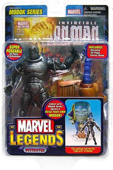 Marvel Legends Series 15 M.O.D.O.K. Destroyer Action Figure [Iron Man Variant]