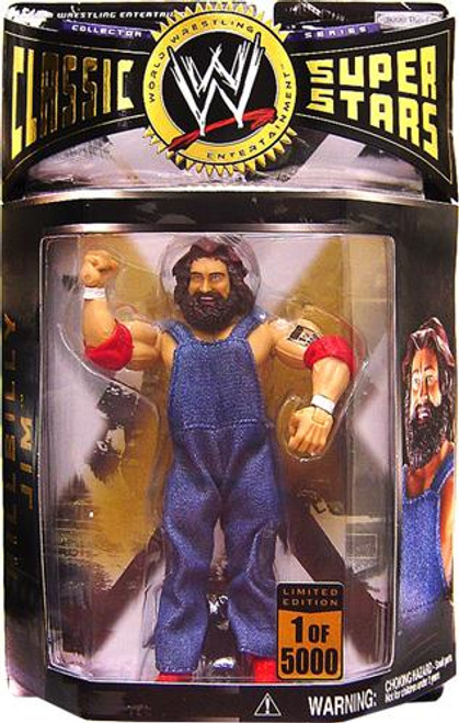 WWE Wrestling Classic Superstars Collector Series Hillbilly Jim Action Figure