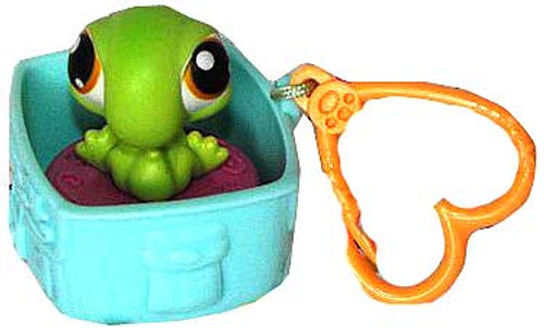 Littlest Pet Shop McDonald's Salamander Figure #4 [Random Color]