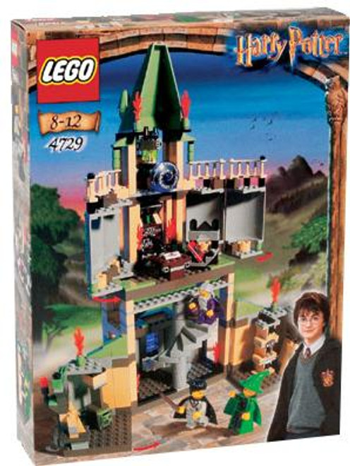 LEGO Harry Potter Series 1 Sorcerer's Stone Dumbledore's Office Set #4729