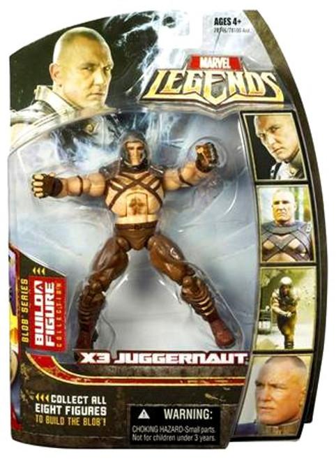 Marvel Legends Series 17 Blob X3 Juggernaut Action Figure
