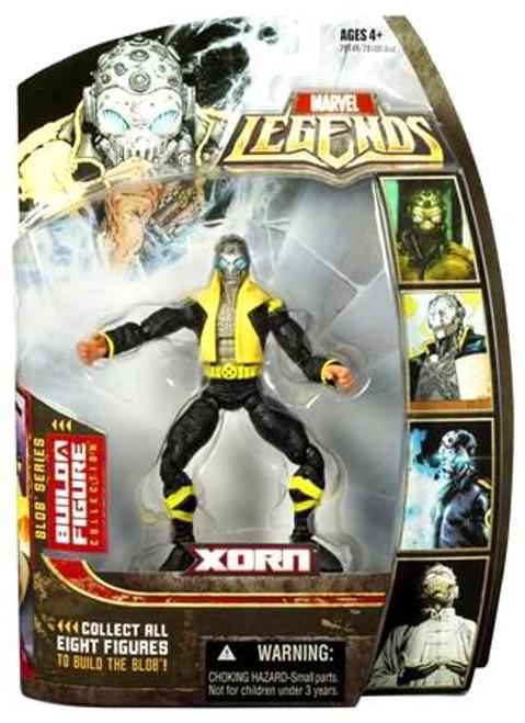 Marvel Legends Series 17 Blob Xorn Action Figure